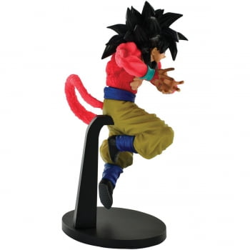 Dragon Ball GT - Super Saiyan 4 Son Goku 10x Kamehameha - Banpresto