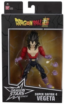 Dragon Ball GT - Super Saiyan 4 Vegeta - Dragon Stars Series - Bandai