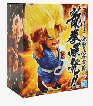 Dragon Ball GT - Super Saiyan Son Goku - Wrath of the Dragon - Bandai Banpresto