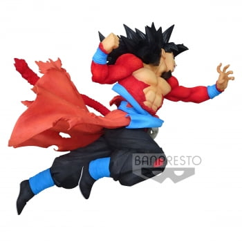 Dragon Ball Heroes - 9th Anniversary - Super Saiyan 4 Son Goku Xeno  - Banpresto