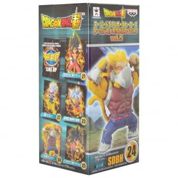 Dragon Ball Heroes - Oozaru Cumber - WCF Banpresto