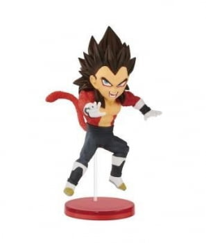 Dragon Ball Heroes - Super Saiyan 4 Vegeta Xeno - WCF Banpresto