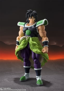 Dragon Ball Super - Broly - S.H. Figuarts - Bandai