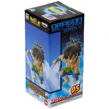 Dragon Ball Super - Broly - WCF Banpresto