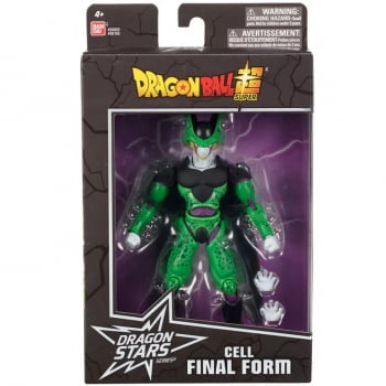 Dragon Ball Super - Cell Final Form (Perfect) - Dragon Stars Series - Bandai