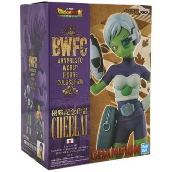 Dragon Ball Super - Cheelai - World Figure Colosseum2 - Bandai Banpresto