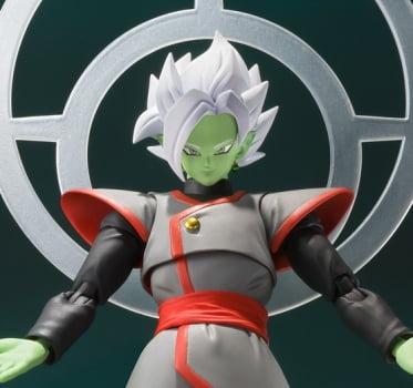 Dragon Ball Super - Fused Zamasu (Potara) - S.H. Figuarts - Bandai