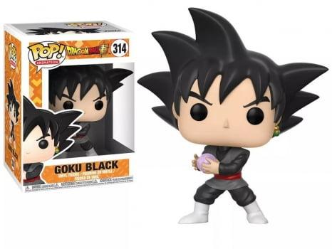 Dragon Ball Super - Goku Black 314 Funko Pop