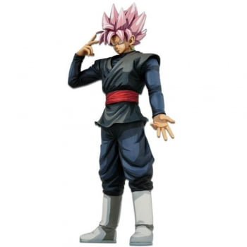 Dragon Ball Super - Goku Black Rosé - Grandista Manga Dimensions - Bandai Banpresto