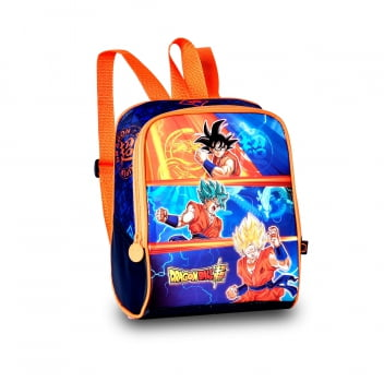 Dragon Ball Super - Lancheira Térmica Laranja - Clio Style
