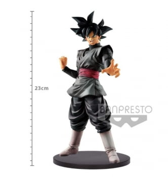 Dragon Ball Super - Legends Collab - Goku Black  - Bandai Banpresto
