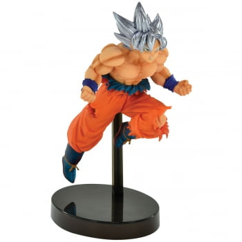 Dragon Ball Super - Son Goku Ultra Instinto Superior - Z-Battle - Bandai Banpresto