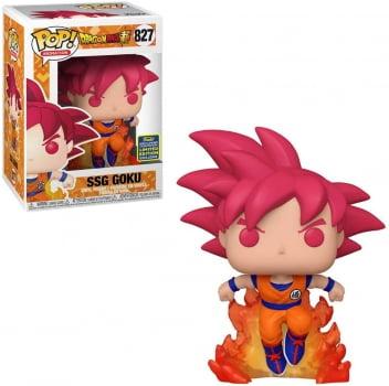 Dragon Ball Super - SSG Son Goku 827 SDCC Funko Pop Exclusive