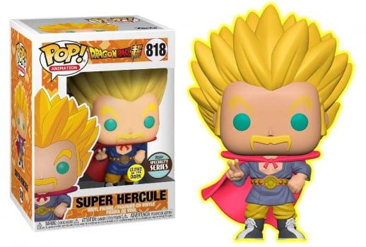 Dragon Ball Super - Super Hercule Mr. Satan 818 Funko Pop