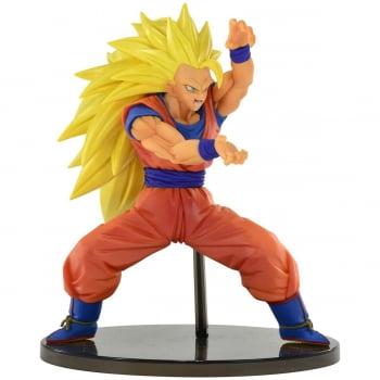 Dragon Ball Super - Super Saiyan 3 Son Goku -  Chosenshiretsuden Vol 4 - Banpresto