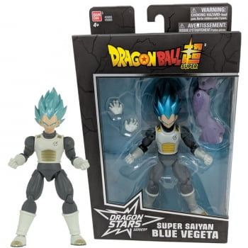Dragon Ball Super - Super Saiyan Blue Vegeta - Dragon Stars Series - Bandai