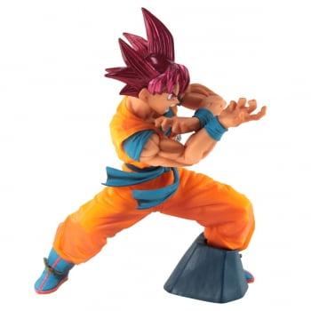 Dragon Ball Super - Super Saiyan God Son Goku - Blood of Saiyans - Bandai Banpresto