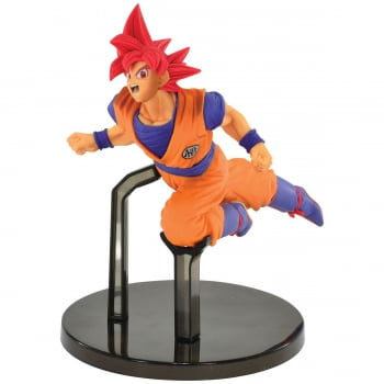 Dragon Ball Super - Super Saiyan God Son Goku - Goku FES- Bandai Banpresto