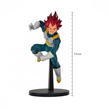 Dragon Ball Super - Super Saiyan God Vegeta Blood of Saiyans - Banpresto