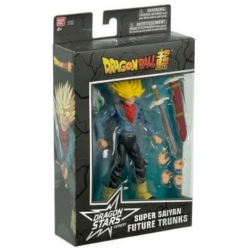 Dragon Ball Super - Super Saiyan Trunks - Dragon Stars Series - Bandai