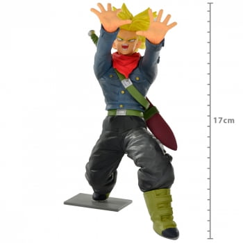 Dragon Ball Super - Super Saiyan Trunks Galick Gun - Bandai Banpresto