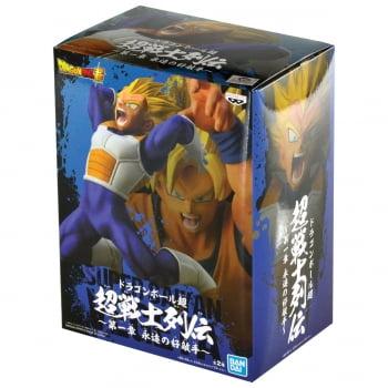 Dragon Ball Super - Super Saiyan Vegeta -  Chosenshiretsuden Vol 1 - Banpresto