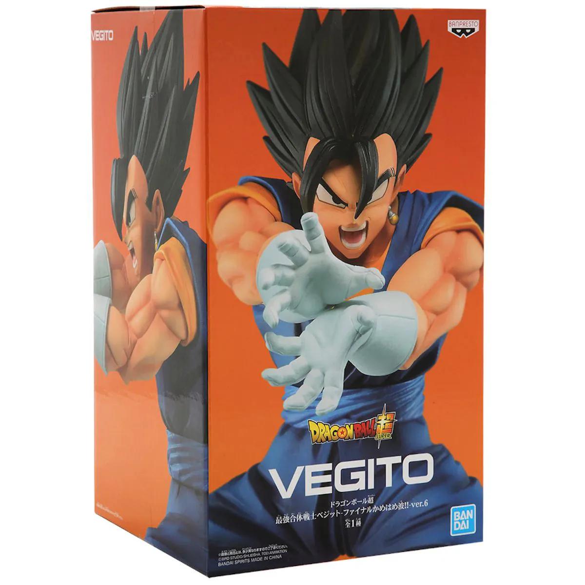 Dragon Ball Super - Vegetto -  Final Kamehameha Ver 6 - Bandai Banpresto