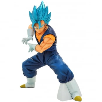 Dragon Ball Super - Vegetto Super Saiyajin God Super Saiyan Final Kamehameha - Banpresto