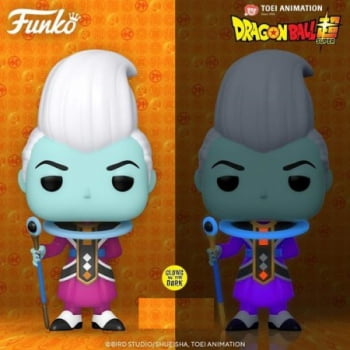 Dragon Ball Super - Whis 317 Funko Pop Glows in the Dark