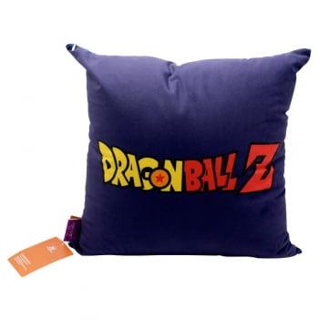 Dragon Ball Z - Almofada Saiyajins - Esferas 40x40cm - Zona Criativa