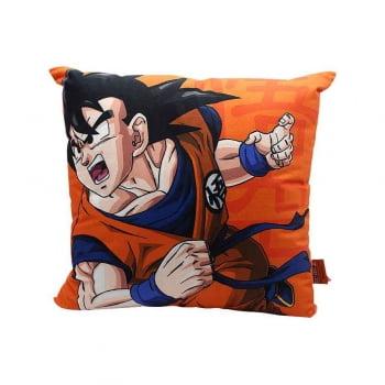 Dragon Ball Z - Almofada Son Goku Símbolo 40x40cm - Zona Criativa