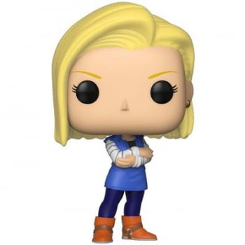 Dragon Ball Z - Android 18 530 Funko Pop Androide 18