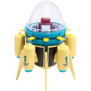Dragon Ball Z - Capsule Corporation Time Machine - Mega WCF Figure Collection Banpresto