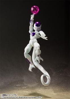 Dragon Ball Z - Frieza Final Form Resurrection - S.H. Figuarts
