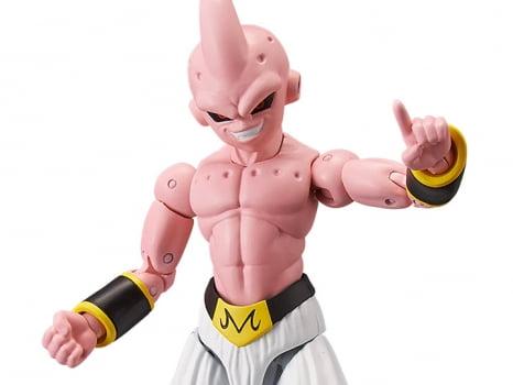 Dragon Ball Z - Majin Buu Final Form (Kid Buu) - Dragon Stars Series - Bandai