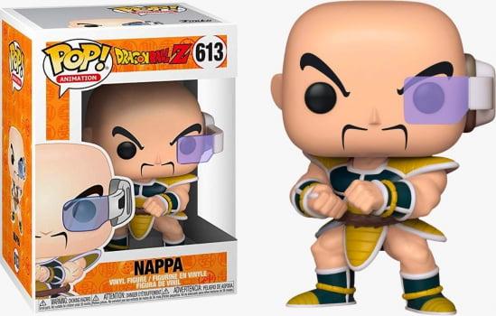 Dragon Ball Z - Nappa 613 Funko Pop