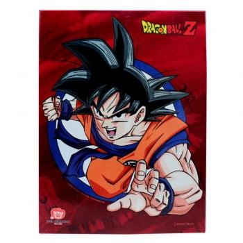 Dragon Ball Z - Quadro Decorativo Son Goku Rage - Zona Criativa