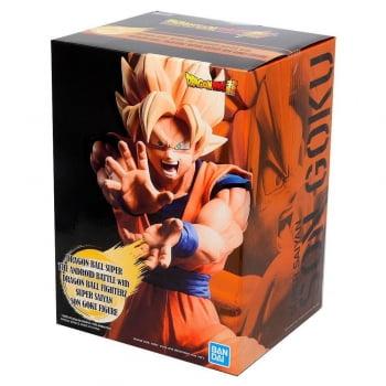 Dragon Ball Z - Son Goku Super Saiyajin - The Android Battle - Bandai Banpresto