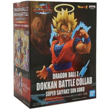 Dragon Ball Z - Super Saiyan 2 Son Goku - Dokkan Battle Collab - Banpresto