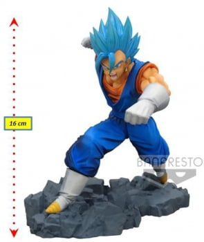 Dragon Ball Super - Super Saiyan God Vegetto (Vegito) - Dokkan Battle Collab - Banpresto