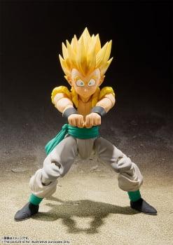 Dragon Ball Z - Super Saiyan Gotenks - S.H. Figuarts - Bandai