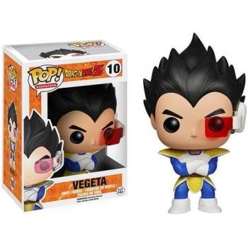 Dragon Ball Z - Vegeta 10 Funko Pop