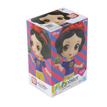 Q Posket Branca de Neve Snow White Avatar Style Wifi Ralph Banpresto
