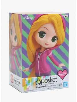 Q Posket Rapunzel Avatar Style Disney Banpresto