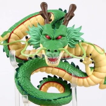 Banpresto Shenlong Shenron e Esferas do Dragão Mega WCF Dragon Ball Super