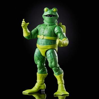 Marvel Legends Frog-Man BAF Stilt-man