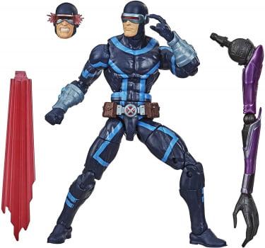 Marvel Legends Ciclope Cyclops X-Men BAF Tri-Sentinel