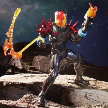 Marvel Legends Cosmic Ghost Rider Motoqueiro Fantasma Cósmico