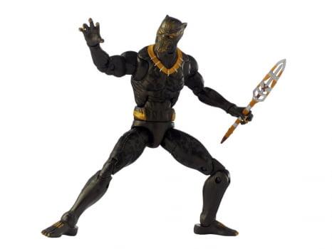 Marvel Legends Erik Killmonger Pantera Negra Black Panther BAF Okoye