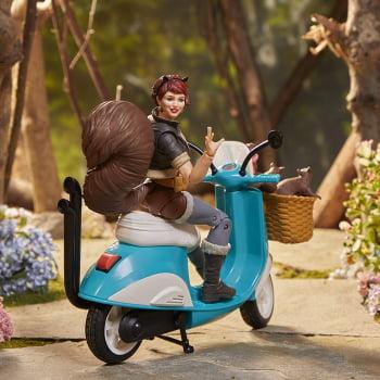 Marvel Legends Garota Esquilo The Unbeatable Squirrel Girl